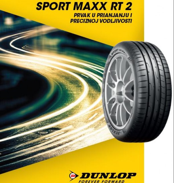 Dunlop Sp Maxx RT2