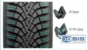 Rameni blokovi sa tehnologijom 3D BIS