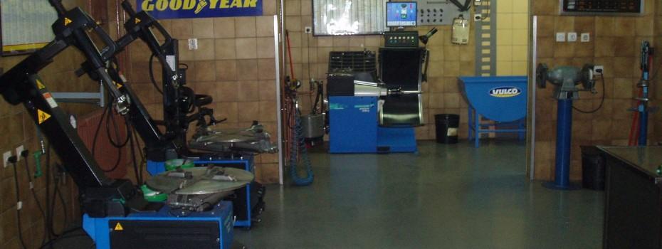Nove i kvalitetne mašine, kao i stručno osoblje – garantuju kvalitet.