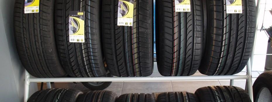 Veliki izbor novih pneumatika